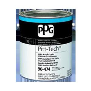 Pitt-Tech Interior / Exterior Satin DTM Industrial Enamels