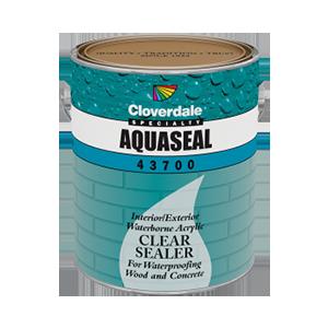 AquaSeal Clear Acrylic Water Repellant