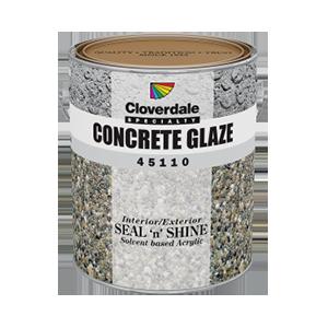 Seal 'N' Shine Concrete Sealer