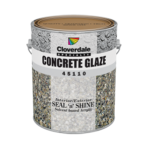Seal 'N' Shine Concrete Sealer