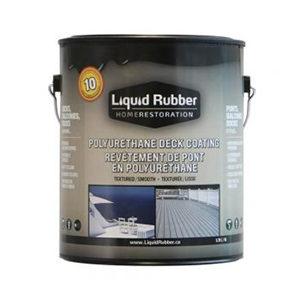 Polyurethane Deck Coating – Smooth