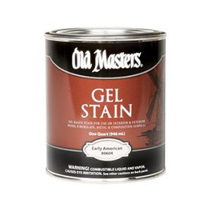 Oil-Based Gel Stain