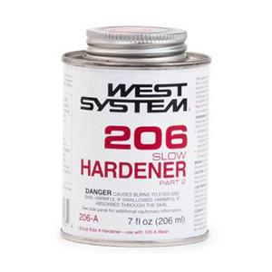 206 Slow Hardener