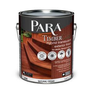 Timbercare Hybrid Translucent Wood Finish