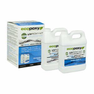 Ecopoxy UVpoxy UV Stable Epoxy