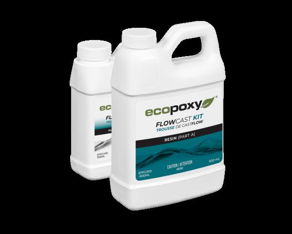 Ecopoxy Flowcast Casting Epoxy