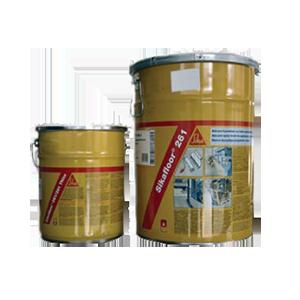 Sika Canada Sikafloor 261 100% Solids Epoxy