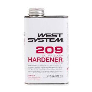 West System 209 Extra Slow Hardener Pint