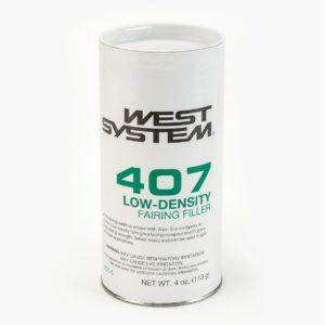 West System 407 Low-Density Fairing Filler
